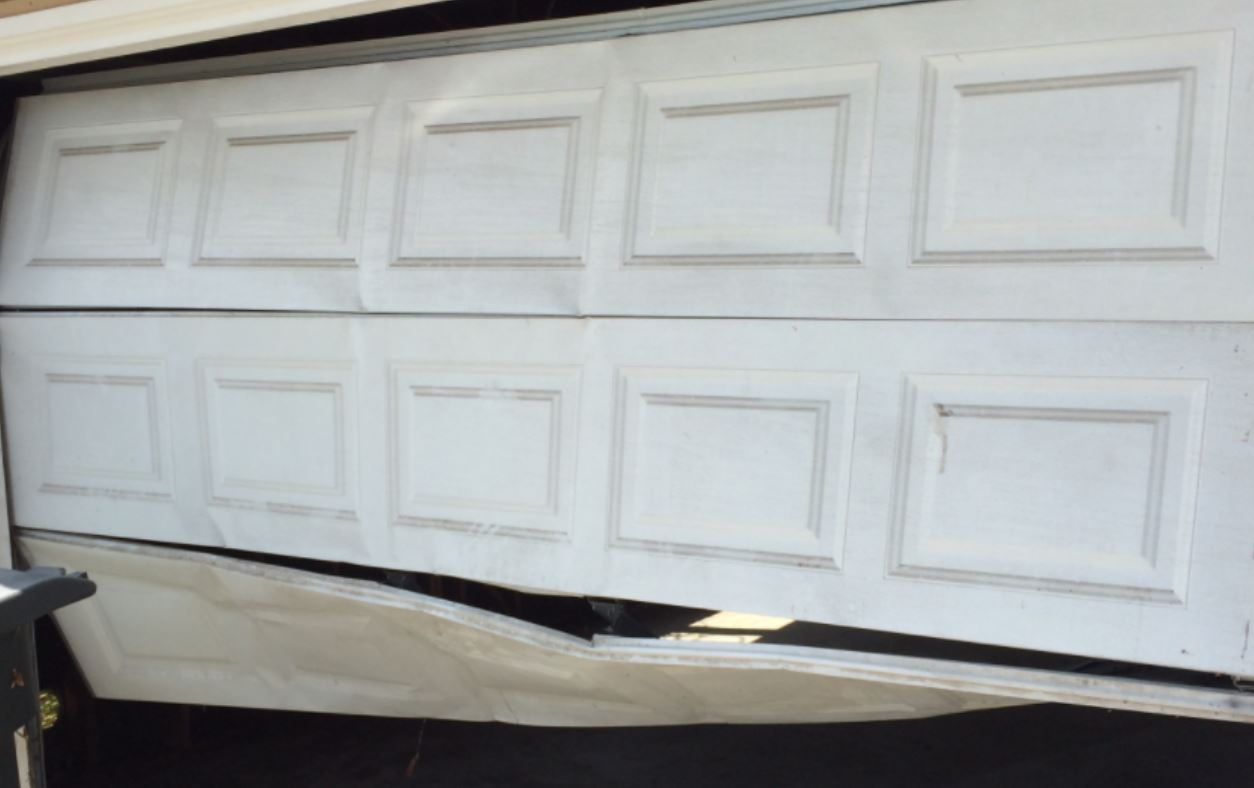 Garage Door Panel Replacement - Chandler AZ Garage Door Repair